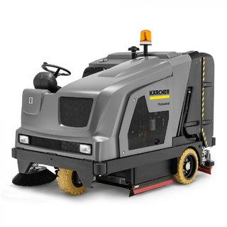 Karcher Large Ride-on Scrubber Dryer & Sweeper (B300RI)